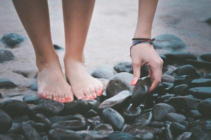 pieds mains