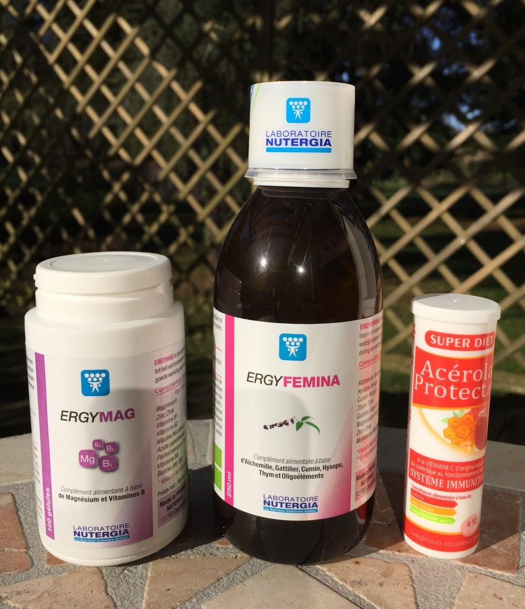 Syndrome prémenstruel: je mise sur le trio Vitamine C, Magnésium et Phyto !