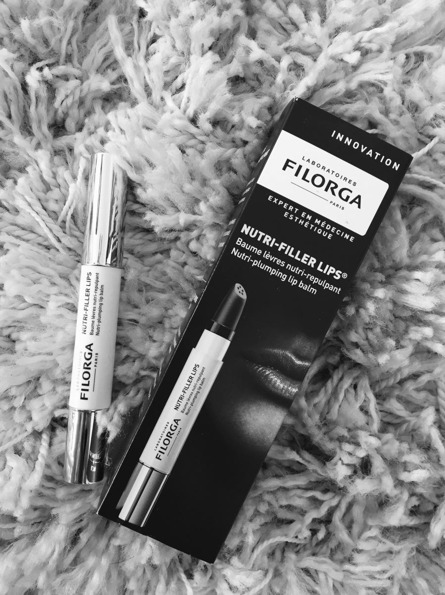 Mon coup de coeur du moment: le baume lèvres Nutri-Filler Lips de Filorga