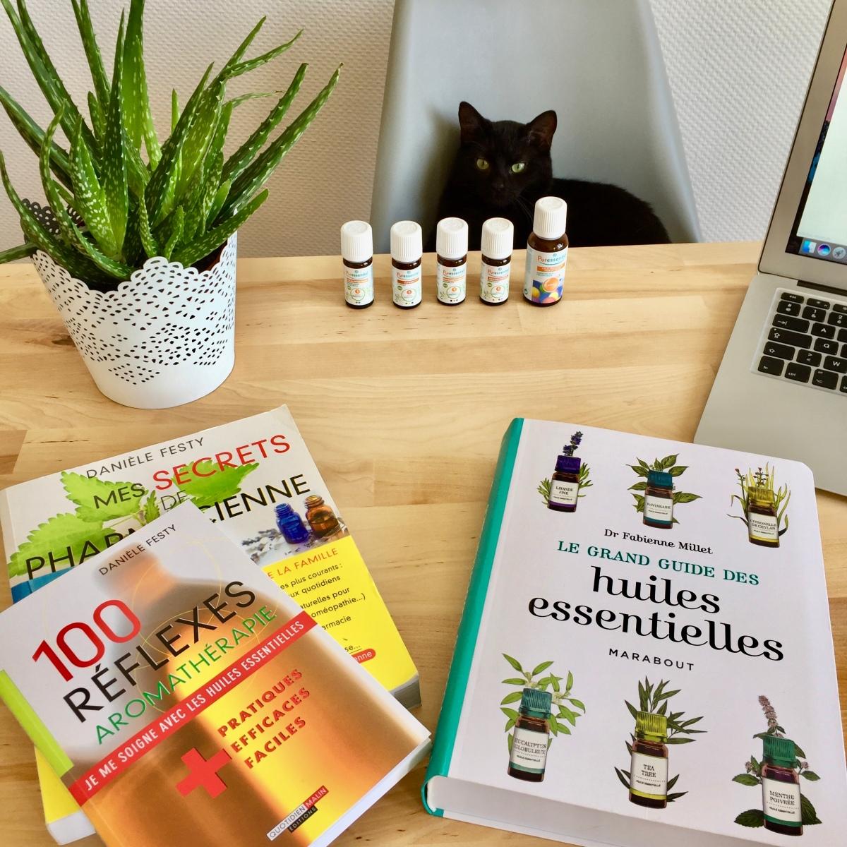 Intoxications aux huiles essentielles en hausse... Quelques conseils pour une utilisation responsable !