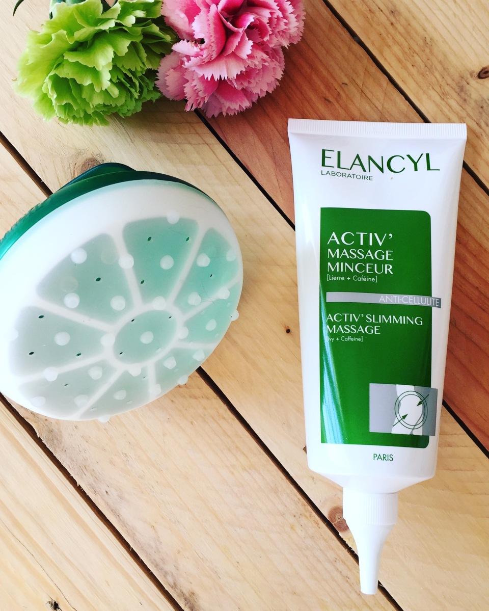 Slim Massage d'Elancyl : mon avis !