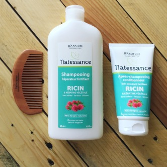 Natessance shampoing ricin