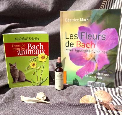Livres sur les Fleurs de Bach